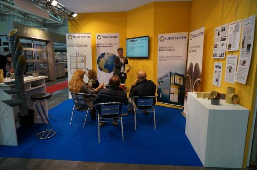 ANOTHER SUCCESSFUL RESTRUCTURA TRADESHOW IN TORINO